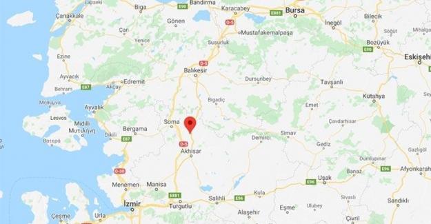 Manisa'da deprem yine korkuttu