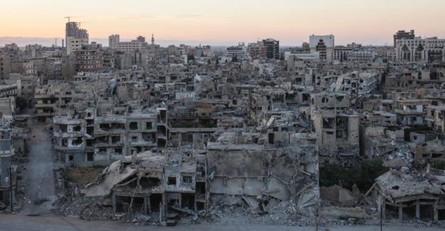 Rejim güçlerine bombardıman! İdlib son durum...