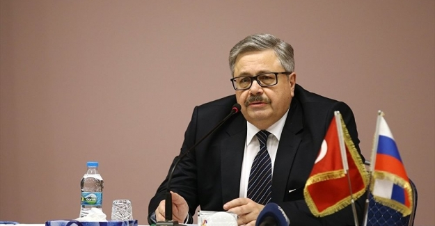 Rusya'nın Ankara Büyükelçisi Yerhov'dan Türk erkekleriyle evlenmek isteyen Rus kadınlara ilginç  tavsiyeler