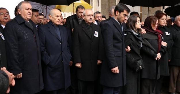 Vefat eden İYİ Parti kurucusu Hasan Hüseyin Türkoğlu son yolculuğuna uğurlandı