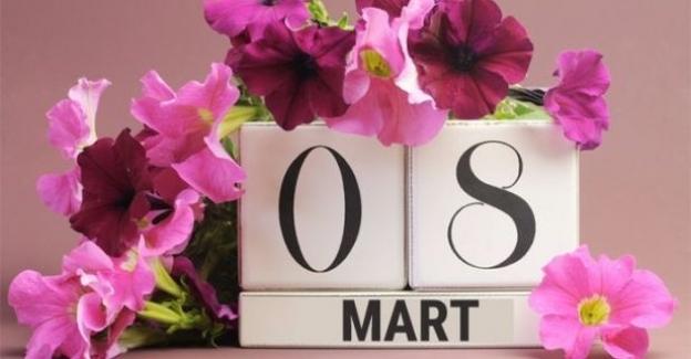 8 Mart Dünya Kadınlar Günü Kutlu Olsun!..
