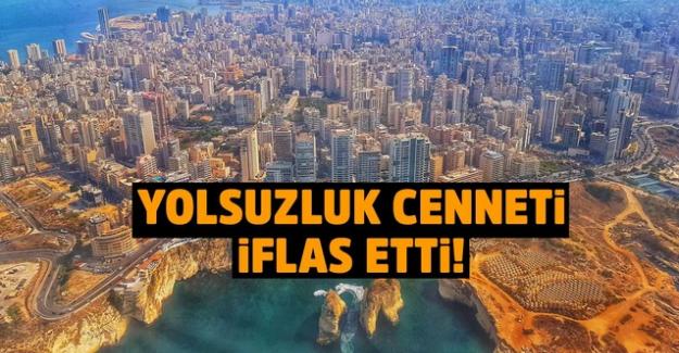 Yolsuzluklar nedeniyle Lübnan iflas etti!..