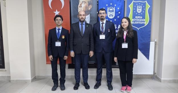 Egehan İpek'ten yenilgisiz şampiyonluk