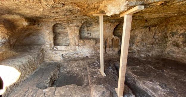 Hristiyanlığın rakip gördüğü Mithras dininin Diyarbakır'daki tapınağı