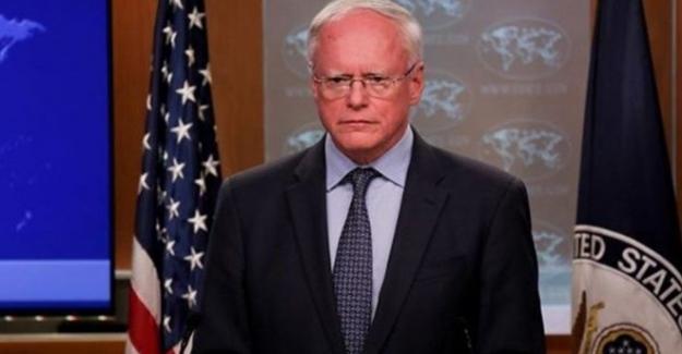 """İnsan kanı üzerinden simsarlık: ABD Temsilcisi James Jeffrey """"Türkiye'ye mühimmat sağlamak istiyoruz"""" dedi"""