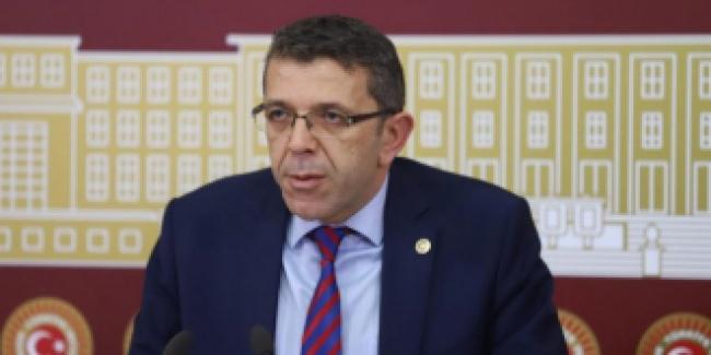 """İYİ Parti Milletvekili Yasin Öztürk: """"Tokatçıya para toplamak serbest, belediyelere mi yasak?.."""""""