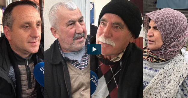 Kanal İstanbul için ilk ihale yapıldı: Proje güzergahında yaşayan köylüler ne düşünüyor?