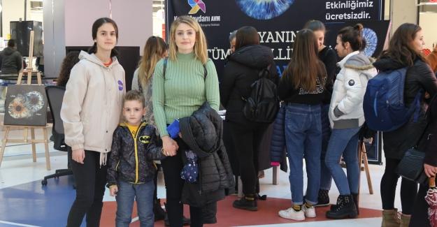 Kent Meydanı AVM Kadınlar Günü Sergisi