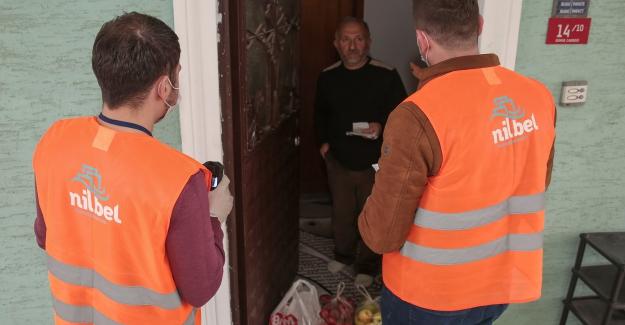 Nilüfer'de 65 yaş üstü vatandaşlara alışveriş desteği