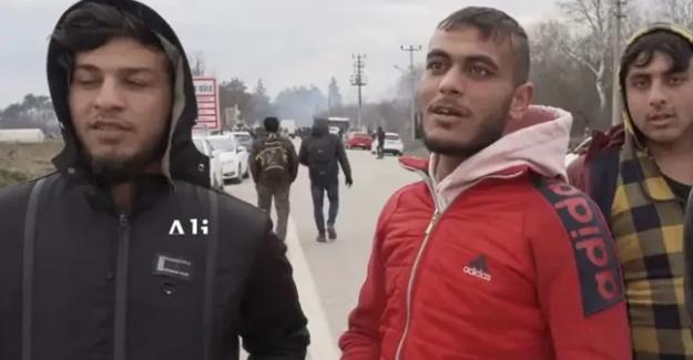 """Suriyeli mülteciden Türkiye'ye: """"Sanki size, gidip bizi kurtarın dedik"""""""