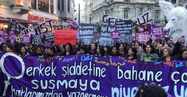 Türkiye'de kadın olmanın bilançosu