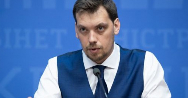 Ukrayna Başbakanı Oleksiy Gonçaruk istifa etti!