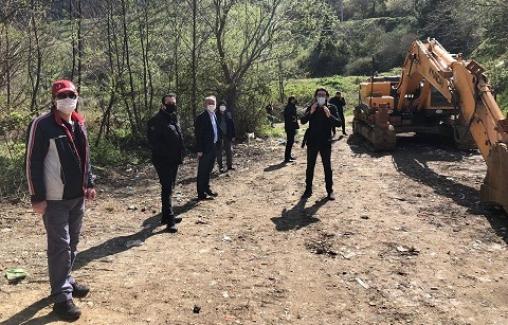 İYİ Parti Nilüfer İlçe Teşkilatı'ndan Çalı HES Projesi'ne tepki