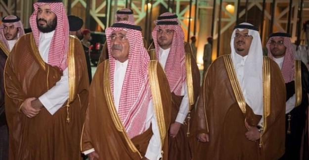 Koronavirüs Suudi Arabistan Kraliyet Ailesinden 150 kişiye bulaştı!..