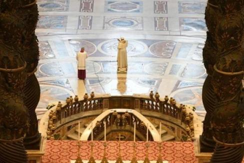 """Papa Francis Paskalya Ayininde konuştu: """"AB Dönemsel Bir Sınavla Karşı Karşıya"""""""