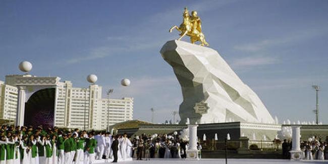 Türkmenistan'a korona virüs giremedi… İşin sırrı üzerlik bitkisi mi?