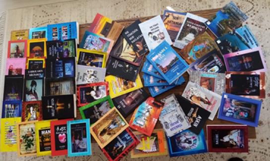 Yazarımız ALİ KAYBAL Türk Edebiyat Dünyası'na KİTAP SAĞINAĞI Gibi Yağdı