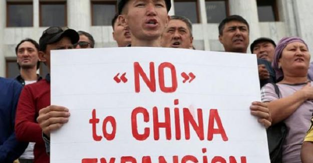 Çin Merkezli İnternet Siteleri,  Şimdi de Kırgızistan'ın Toprak Bütünlüğüne Göz Diktiler!