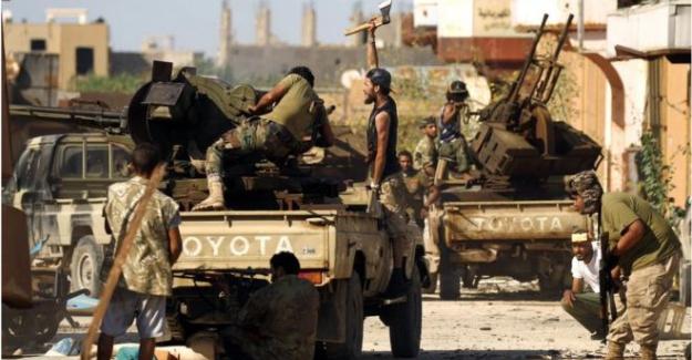 Libya'da Hafter'in 'Türk güçlerine yönelik hava saldırısı' tehdidine Ankara'dan yanıt: Yaparlarsa meşru hedef haline gelirler