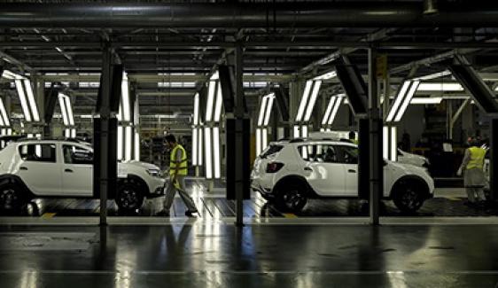 """Piyasaları şok eden iddia: """"Otomobil devi Renault kapısına kilit vuruyor"""""""
