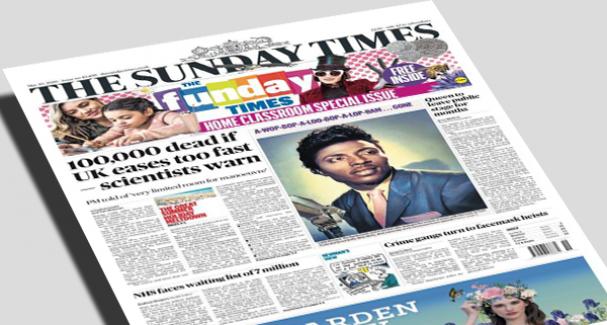 Sunday Times: İngiltere'de yıl sonuna kadar 100 bin kişi ölebilir