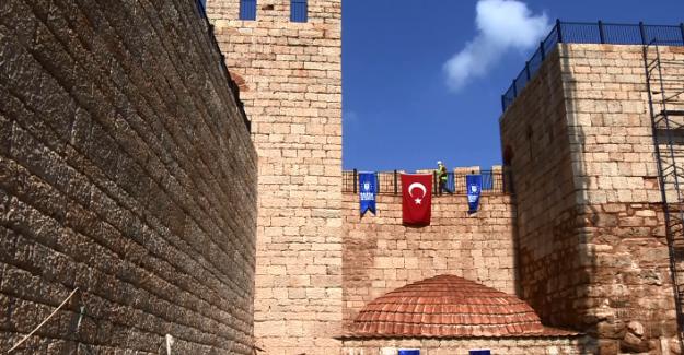 Bursa'nın 2.300 yıllık 'Tarihi Zindan'ının kapıları açılıyor