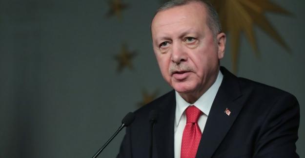 Cumhurbaşkanı Erdoğan'dan kıdem tazminatı konusunda açıklama