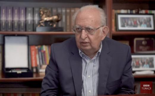 """Hüsamettin Cindoruk: """"AKP Demokrat Parti'nin mirasçısı değil, karşıtıdır"""""""
