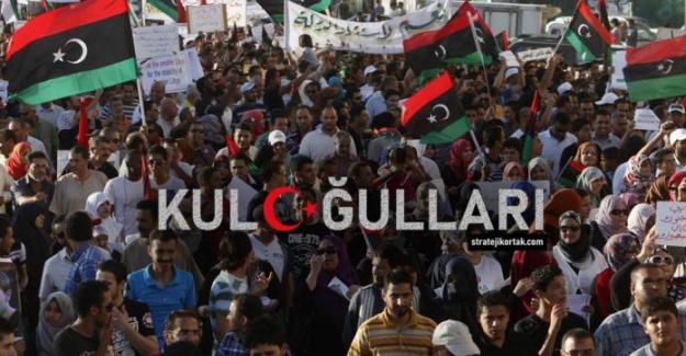 """Libya'da Bir Türk Gücü: 1 Milyona Yakın Nüfusuyla """"KULOĞULLARI"""""""