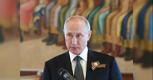 """Putin: """"Bana 3-4 günde bir koronavirüs testi yapılıyor, hepsinin sonucu negatif"""""""
