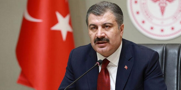 """Sağlık Bakanı Koca'dan uyarı: """"Virüsün yayılma hızının azaldığı doğru değildir"""""""