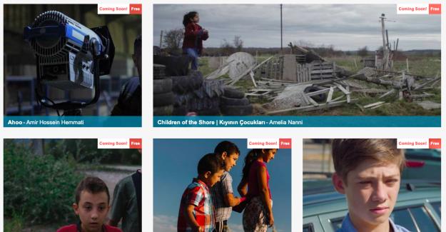 Uluslararası Göç Filmleri Festivali'nde  film rezervasyonlarına yoğun ilgi