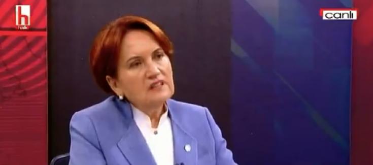 Akşener, tutuklanan Levent Özeren konusunda Semiha Yıldırım'dan özür diledi