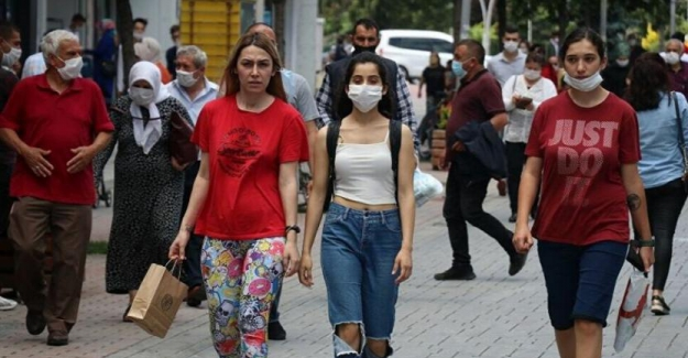 Bolu Valisi Ümit: 2 ay önce koronavirüs testlerinin yüzde 2'si pozitif çıkarken bugün bu oran yüzde 10'lara tırmandı