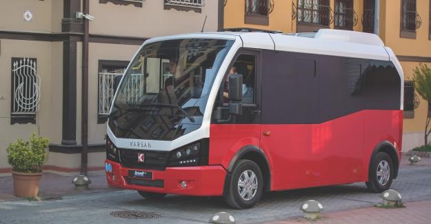 Bursa Karsan'dan Van Belediyesi'ne 70 Adet Toplu Taşım Aracı
