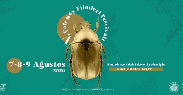 Çalı Köy Filmleri Festivali'ne geri sayım