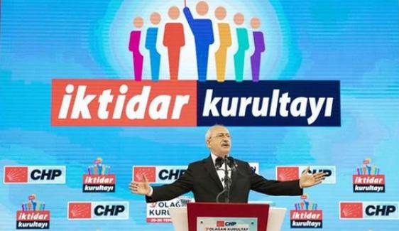 CHP lideri Kılıçdaroğlu'nun PM listesi belli oldu