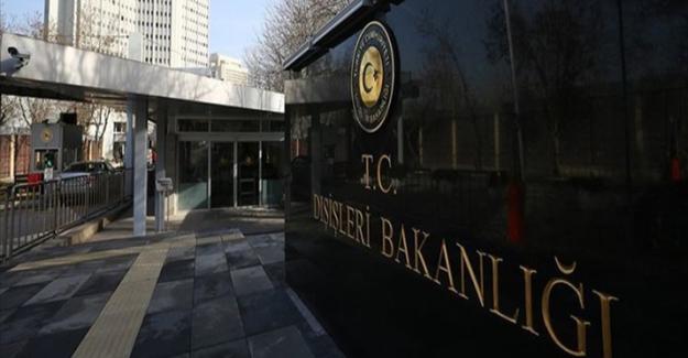"""Dış İşleri Bakanlığı: """"Ermenistan'ın iki yüzlü tavrı ve saldırgan sakat tutumu şaşırtıcı değil"""""""