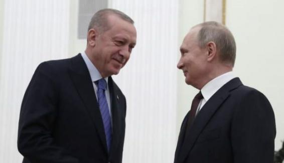 Erdoğan-Putin telefon görüşmesi: 'Azerbaycan-Ermenistan gerilimi, Suriye ve Libya ele alındı'