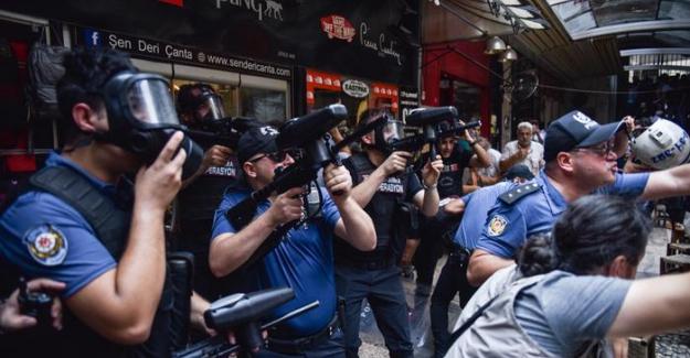 """HRW raporu: """"Cezasızlık, polis ve bekçiyi kötü muameleye teşvik ediyor"""""""