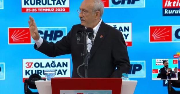 Kılıçdaroğlu yeniden Genel Başkan! Ancak kurmaylarına Parti Meclisi şoku!