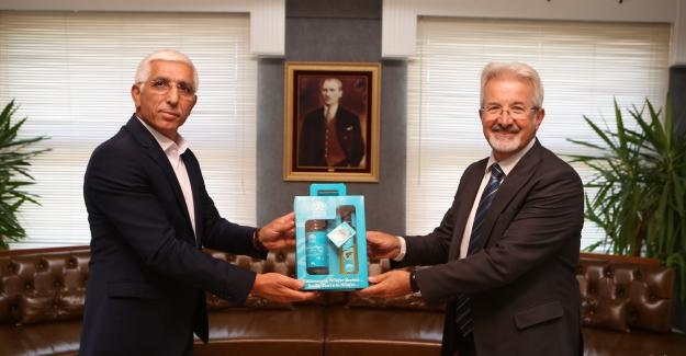 Nilüfer Belediyesi'nden Marmarabirlik üreticisine destek