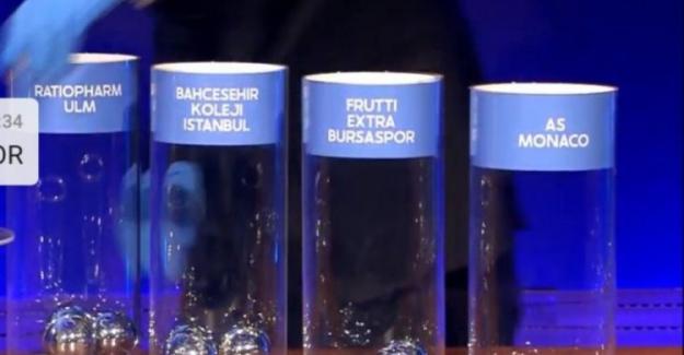 Potanın Timsahları'nın 7DAYS EuroCup'ta rakipleri belli oldu!