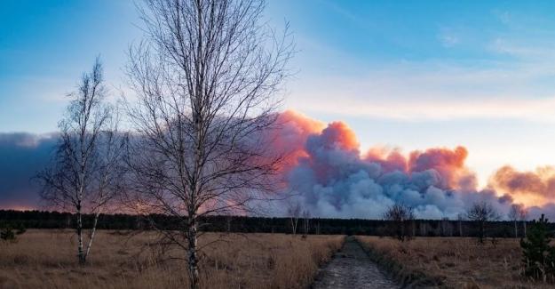 Termal Dronlar Orman Yangınlarının Kontrolünde Büyük Rol Oynuyor