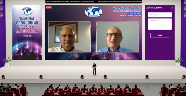Tıp Dünyasında Bir İlk!.. Tıp Dünyasının En Büyük Web Kongresi
