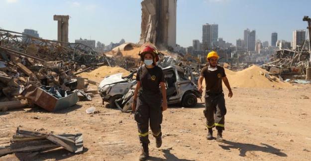 Beyrut'taki patlamada dış müdahale ihtimali araştırılıyor