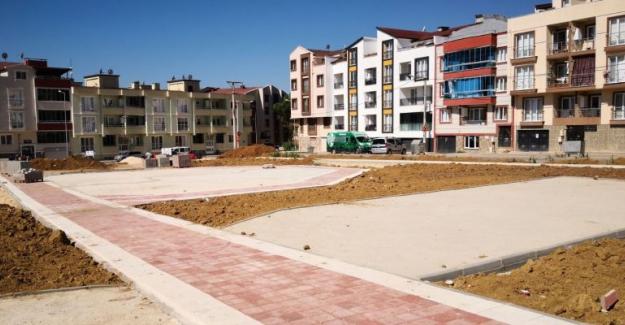 Demirtaş'a 2 park birden kazandırılıyor