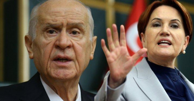 Devlet Bahçeli'den Meral Akşener'e 'Evine Dön' çağrısı