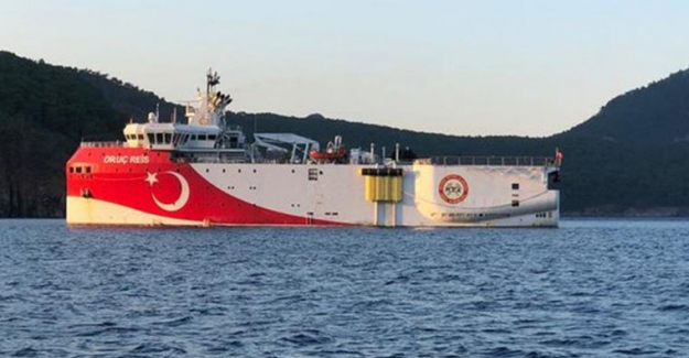 """Enerji Bakanı Fatih Dönmez: """"83 milyon arkanda Oruç Reis, rastgele.."""""""
