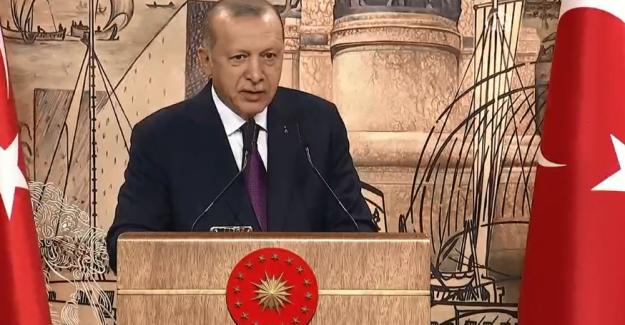 """Erdoğan'dan beklenilen müjde: """"Karadeniz'de 320 Milyar metreküp doğalgaz rezervi!.."""""""
